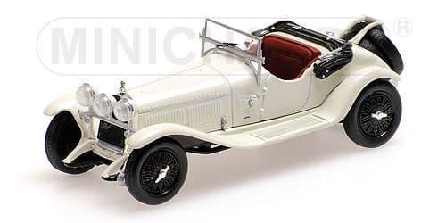 MINICHAMPS 400 120430 - Alfa Romeo 6C 1750 G.S. 1930 White